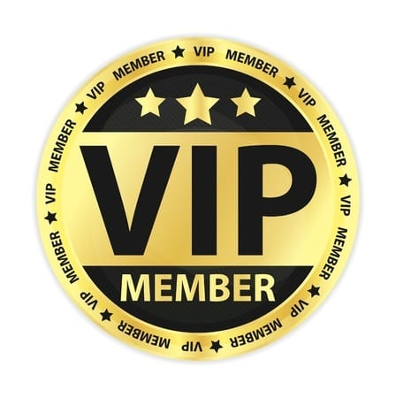 16823086 - vip member golden label